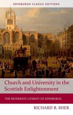 Church and University in the Scottish Enlightenment