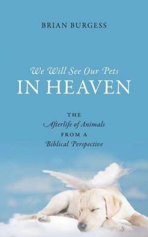 We Will See Our Pets in Heaven