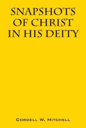 Snapshots of Christ