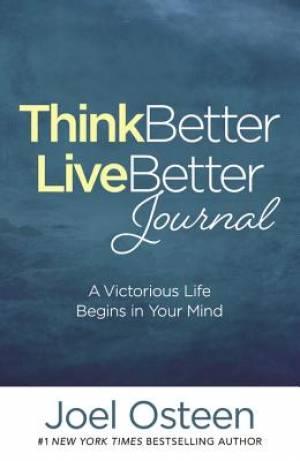 Think Better, Live Better Journal