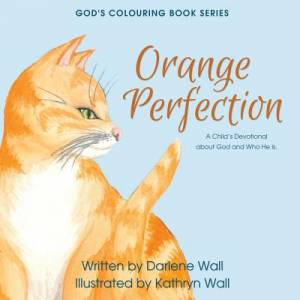 Orange Perfection: A Child's Devotional about God and Who He Is