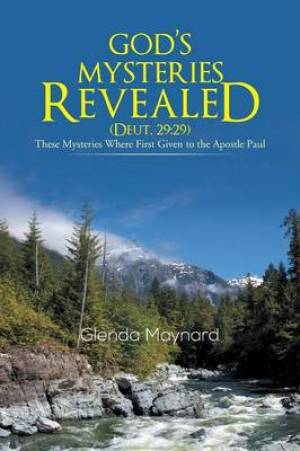 God's Mysteries Revealed (Deut.29