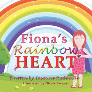Fiona's Rainbow Heart