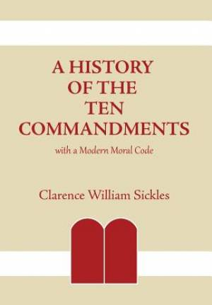 A History of the Ten Commandments