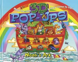 Noah's Ark 3-D Pop-Ups
