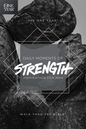 The One Year Daily Moments of Strength