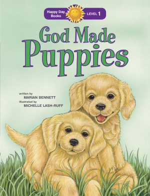 God Made Puppies