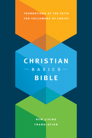 The NLT Christian Basics Bible NLT