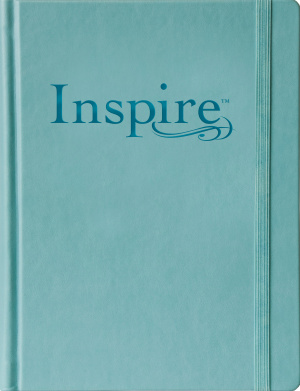 NLT Inspire Bible Large Print