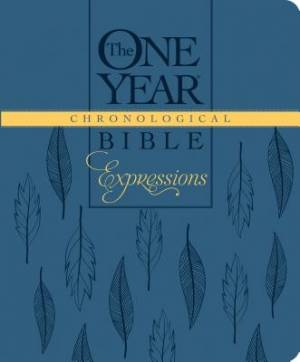 The One Year Chronological Bible Expressions, Deluxe