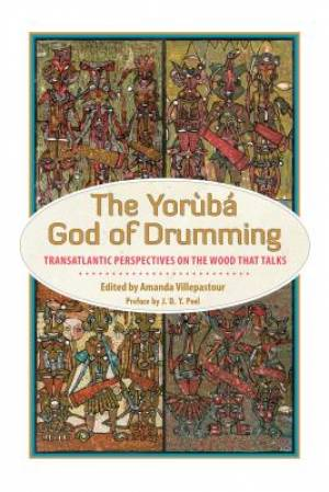 The Yoruba God of Drumming