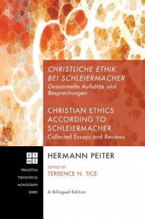 Christliche Ethik bei Schleiermacher - Christian Ethics according to Schleiermacher