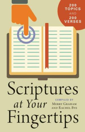 Scripture At Your Fingertips