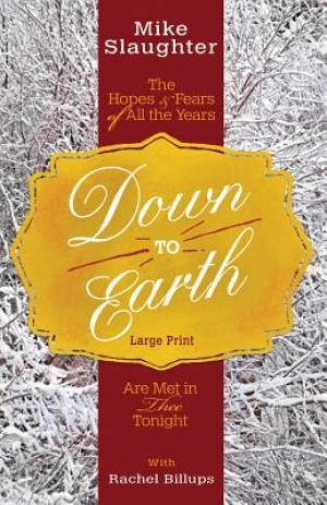 Down to Earth [Large Print]