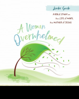 A Woman Overwhelmed - Women's Bible Study Leader Guide