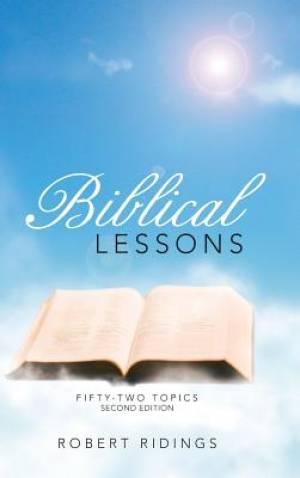 Biblical Lessons
