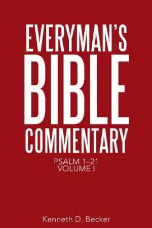 Everyman's Bible Commentary: Psalm 1-21, Volume I