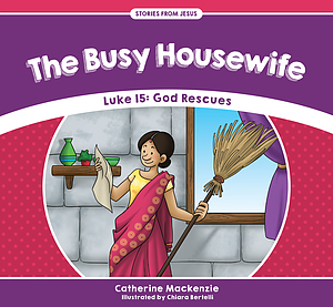 The Busy House Wife