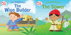 Wise Builder/The Sower (flip-over)