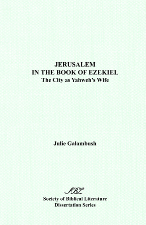 Jerusalem In The Book Of Ezeki