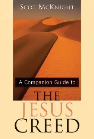 The Jesus Creed Companion Guide