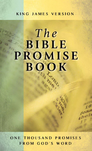 The Bible Promise Book : Kjv Mass