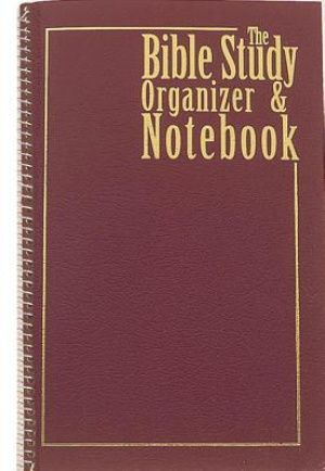 The Bible Study Organizer & Notebook