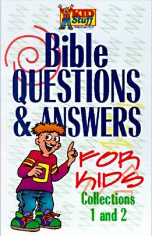 The Kid's Book of Awesome Bible Activities 1 & 2