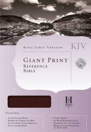 Kjv Cornerstone Gp Ref Index Burg Imlth