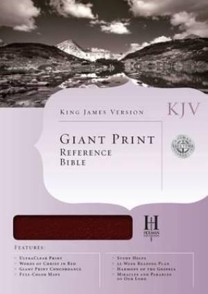 Bible Kjv G/P Ref Burg