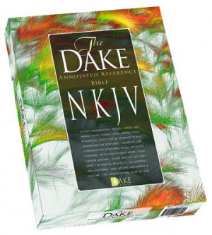 NKJV Dake Annotated Reference Bible