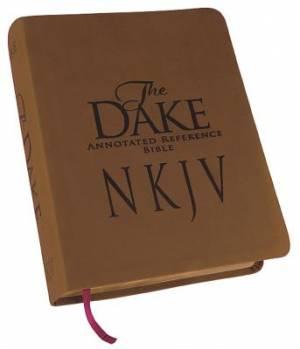 NKJV Dake Annotated Reference Bible