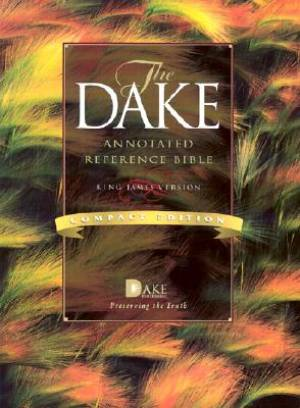 KJV Dake Annotated Reference with Concordance HB
