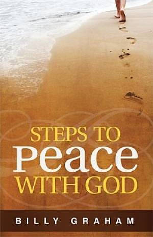 Steps To Peace With God Tracts - Pack Of 25