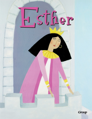 Bible Big Book: Esther