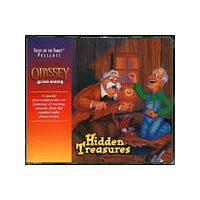 Hidden Treasure #32 Audio CD