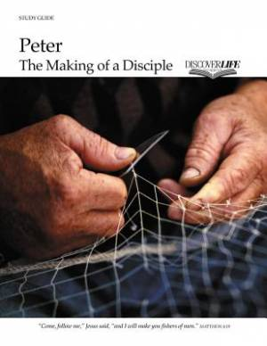 Peter Making Of A Disciple Sg