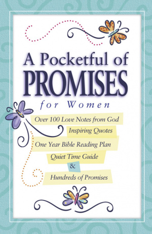 POCKETFUL OF PROMISES FOR WOMAN