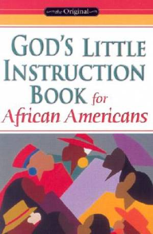 God's Little Instruction Book for African Americans