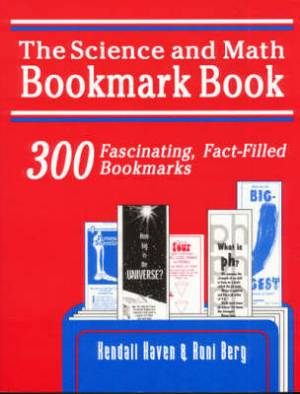 The Science and Math Bookmark Book