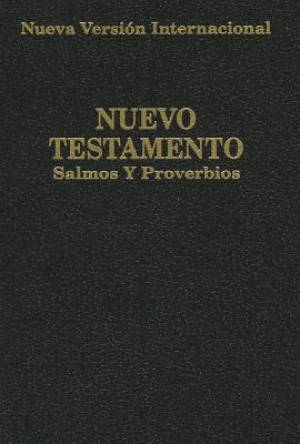 NVI Spanish New Testament Psalms And Proverbs