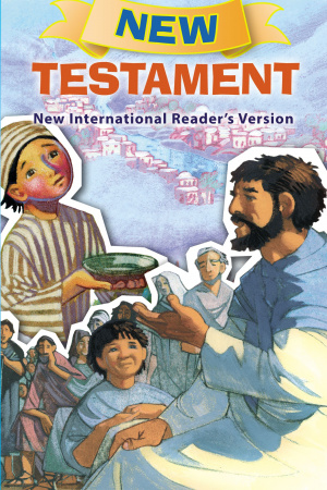 NIrV, New Testament for Children, Paperback