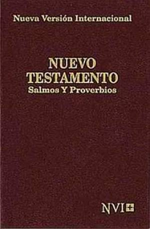 NVI Spanish Shirt Pocket New Testament