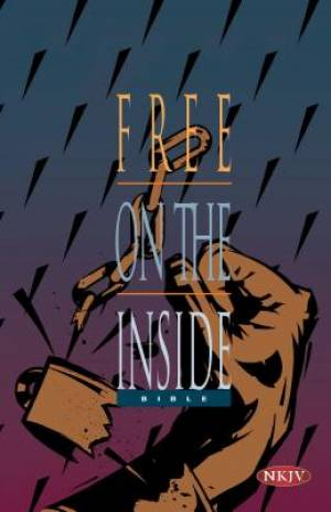 NKJV, Free on the Inside Bible, Paperback