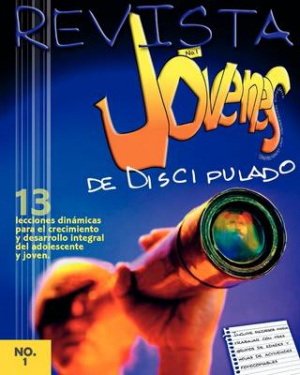 REVISTA JOVENES, NO. 1 (Spanish: Youth Magazine, No. 1)