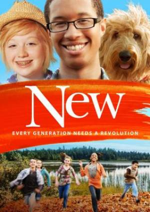 New: The Movie DVD