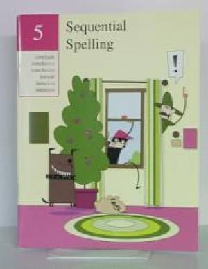 Sequential Spelling 5 Classic Edition