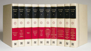 Ante-Nicene Fathers 10 Volume Set