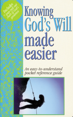 Knowing God's Will Made Easier