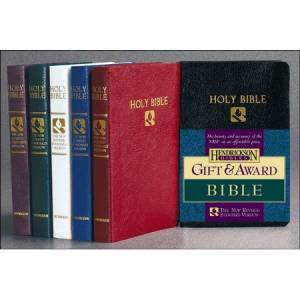 NRSV Gift & Award Bible: Green, Imitation Leather